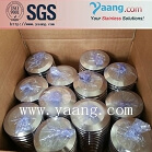 Stainless Steel Sanitary Blank Nut