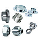 Stainless Steel Sanitary SMS Unions 304 304L 316L