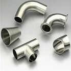 Stainless Steel Sanitary Tube Fittings for food industry