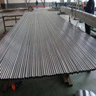 Stainless Steel Seamless Tube for heat exchanger applicaiton EN 10216