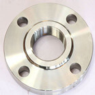Stainless Steel Threaded Blind Flange With Iso 9001
