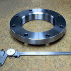 Stainless Steel Threaded Flange With Standerds Jis