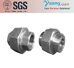 Stainless Steel Threaded and Socket welded Unions& Pipe fittings