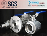 Stainless Steel and Carbon Steel 4 inch Ball Valve
