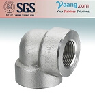 Duplex Steel High Pressure Forged Fittings-NPT