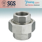 Stainless and Duplex Steel High Pressure Forged Fittings-NPT Thread Union