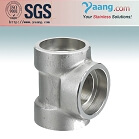 F51 Duplex Steel Forged Fittings-SW Tee