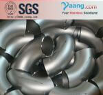Super duplex stainless steel tee