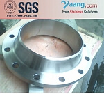 Super duplex stainless steel 1.4501 flange