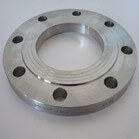 Threaded Flat welding flange 304l 316l forged stainless steel flange