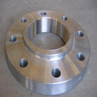 UNS N10276 Hastelloy C276 Threaded Flange