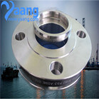 Wholesale 2014 Factory price din standard stainless steel flange