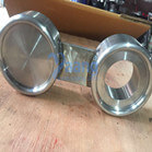 A182 ANSI B16.48 F53 RTJ Spectacle Blind Flange 2 Inch CL600