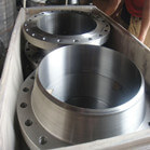 a182 f316 347H stainless steel weld neck flange