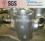 a182 f53 pipe fitting pipe cross