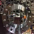 A182 UNS S32760 F60 WNRF Flange 12 inch Sch20 CL300