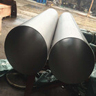 A790 UNS32750 GR2507 Welded Pipe DN450 SCH10S