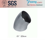 alloy 254 smo pipe fitting pipe elbow