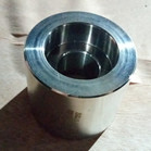 ANSI B16.11 ASTM A182 F53 SW Full Coupling 1 Inch 6000LBS