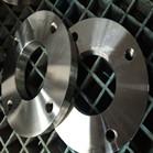 ANSI B16.5 A182 F304 Plate Flange RF DN80 CL150