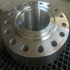 ANSI B16.5 ASTM A182 F51 WNRTJ Flange 10 Inch SCH80 CL900