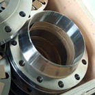 ANSI B16.5 ASTM A182 UNS S31803 WNRF Flange 18 Inch SCH10S CL150