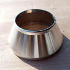 ANSI B16.9 ASTM A403 WP304 ECC RED DN150 - DN100 SCH10S