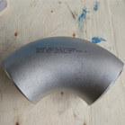 ANSI B16.9 ASTM A403 WP321 90Deg LR Elbow 3 Inch Sch40S