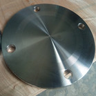AS 2129 Table D 316L Blind Flange FF 4 Inch