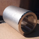 ASME B16.11 ASTM A182 316L NPT Full Coupling 3/4 Inch