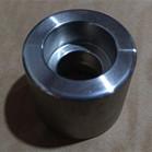 ASME B16.11 ASTM A182 316L Socket Weld Coupling 1 Inch 3000LBS
