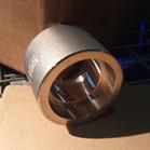 ASME B16.11 ASTM A182 316L SW Half Coupling 1 1/4 Inch CL3000