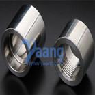 ASME B16.11 ASTM A182 F304 SW Half Coupling 1 Inch 3000LB