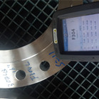 ASME B16.5 A182 F304L WNRF Flange 16 Inch S=11 CL300