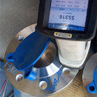 ASME B16.5 A182 F316L WNRF Flange 4 Inch S/40S CL300