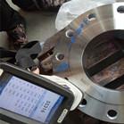 ASME B16.5 A182 F316L WNRF Flange 8 Inch S/80S CL300
