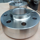 ASME B16.5 A182 F53 GR.2507 Threaded NPT Flange RF 4 Inch 600#