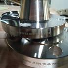 ASME B16.5 A182 UNS S32750 F53 WNRF Flange 2 inch Sch40 CL150