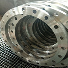 ASME B16.5 ASTM A182 F316L Plate Flange RF 16 Inch 150LB