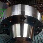 ASME B16.5 ASTM A182 F53 WNRTJ Flange 10 Inch SCH160 CL2500