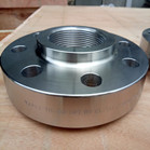 ASME B16.5 A182 F53 GR.2507 Threaded NPT Flange RF 3 Inch CL600