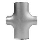 ASME B16.9 ASTM A403 304L Reducing Cross DN50 - DN25 Sch40S