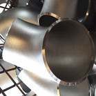 ASME B16.9 ASTM A403 WP304L 90Deg LR Elbow DN80 Sch20