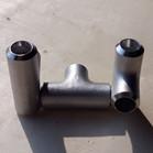ASME B16.9 ASTM A403 WP316L Equal Tee 3/8 Inch SCH80