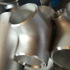 ASME B16.9 ASTM A403 WP316L Equal Tee 2 1/2 Inch SCH20