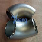 ASME B16.9 ASTM A403 WP316L SMLS 90Deg LR Elbow DN50 Sch80S