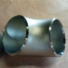 ASME B16.9 ASTM A403 WP316L SMLS 90Deg SR Elbow DN65 Sch10S