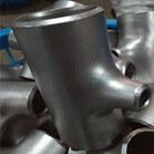 ASME B16.9 ASTM A815 UNS S31803 Reducing Tee 1-1/2 - 1/2 Inch SCH40S