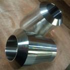 ASME B16.9 ASTM B366 Alloy 600 SMLS CON RED 2-/2 Inch X 2 Inch SCH160