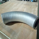 ASME B16.9 ASTM B366 Hastelloy Alloy C22 90 Degree 3D Bend DN100 SCH160S